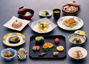 food_081(Japanese_cuisine)の写真素材 [FYI00444585]