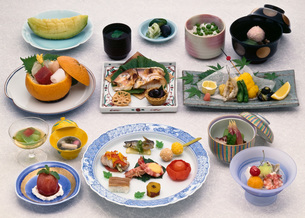 food_082(Japanese_cuisine)の写真素材 [FYI00444586]