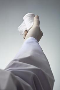 hands(bandage)_15の写真素材 [FYI00444593]