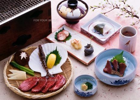 food_027(Japanese_cuisine)の写真素材 [FYI00444596]