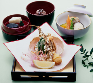 food_130(Japanese_cuisine)の写真素材 [FYI00444600]