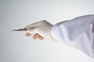 hands(pincet)_48の写真素材 [FYI00444619]