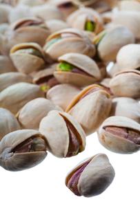 nuts(pistachios)_02の写真素材 [FYI00444990]