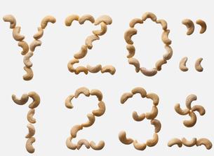 ABC[cashew_nuts]_05の写真素材 [FYI00445003]