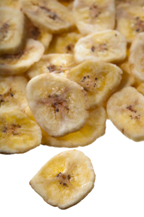 nuts(banana)_02の写真素材 [FYI00445007]