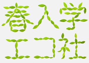 ABC[leafs_B]_10の素材 [FYI00445026]