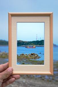 framing_05の写真素材 [FYI00445696]