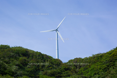 scene[wind_turbine]_002の素材 [FYI00445780]