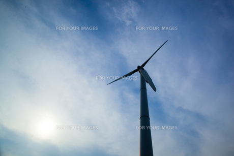 scene[wind_turbine]_014の素材 [FYI00445791]