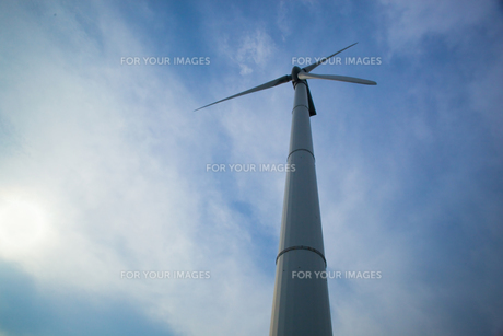 scene[wind_turbine]_012の素材 [FYI00445792]