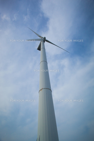scene[wind_turbine]_023の素材 [FYI00445803]
