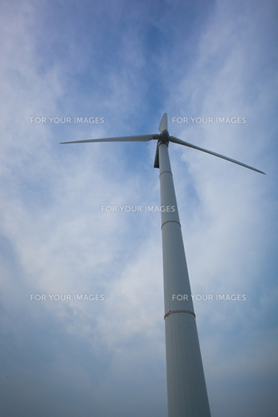 scene[wind_turbine]_027の素材 [FYI00445805]