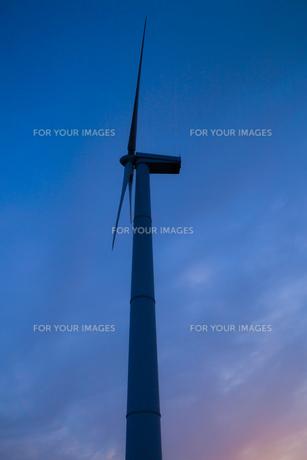 scene[wind_turbine]_091の素材 [FYI00445808]