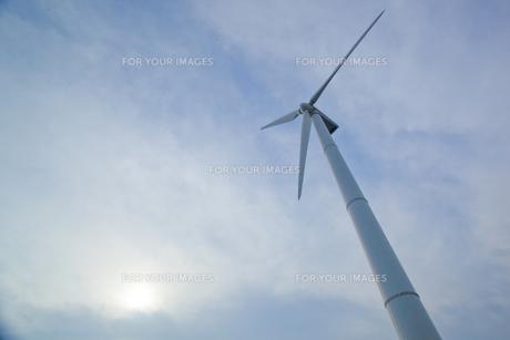 scene[wind_turbine]_025の素材 [FYI00445812]