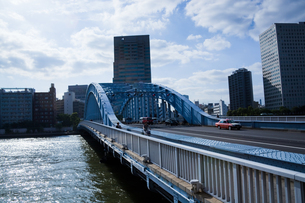 Eitai_Bridge_28の写真素材 [FYI00445875]