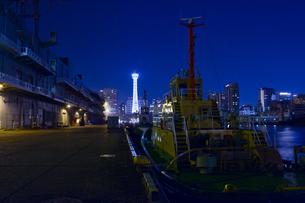 YOKOHAMA(yamashita_wharf)15の写真素材 [FYI00446708]