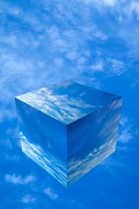 sky_cube_06の写真素材 [FYI00446801]
