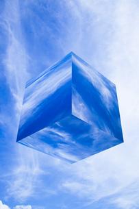 sky_cube_11の写真素材 [FYI00446805]