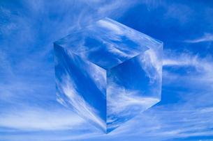 sky_cube_07の写真素材 [FYI00446821]