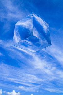 sky_cube_12の写真素材 [FYI00446823]