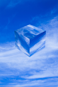 sky_cube_09の写真素材 [FYI00446826]