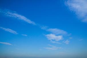 background[autumn_sky]_081の写真素材 [FYI00446898]