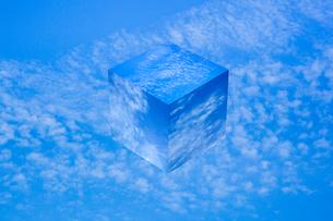 sky_cube_15の写真素材 [FYI00446922]