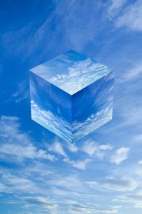 sky_cube_18の写真素材 [FYI00446924]