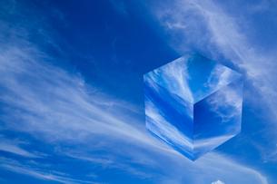 sky_cube_29の写真素材 [FYI00446925]