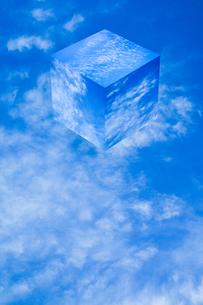 sky_cube_19の写真素材 [FYI00446936]