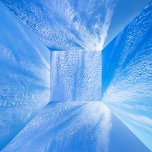 background[sky_room]_03の写真素材 [FYI00446938]