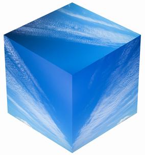 sky_cube_22の写真素材 [FYI00446946]