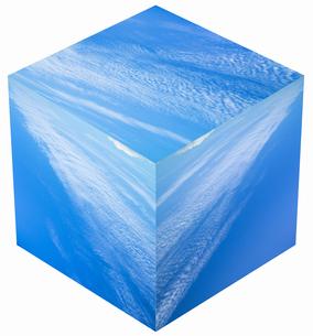 sky_cube_23の写真素材 [FYI00446951]