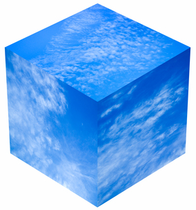 sky_cube_21の写真素材 [FYI00446952]