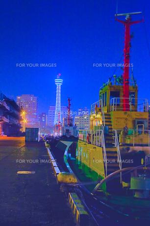YOKOHAMA(yamashita_wharf)16の素材 [FYI00447021]
