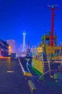 YOKOHAMA(yamashita_wharf)16の写真素材 [FYI00447021]