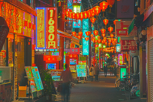 YOKOHAMA(chinatown)_078の素材 [FYI00447030]