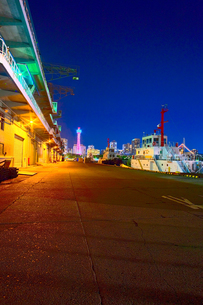 YOKOHAMA(yamashita_wharf)_42の写真素材 [FYI00447040]