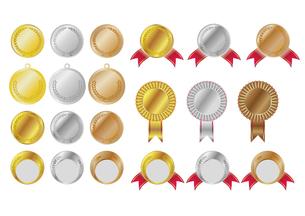 メダルの写真素材 [FYI00447892]