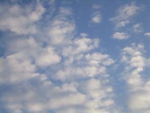 秋空の写真素材 [FYI00448405]