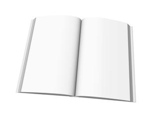 開いた本の写真素材 [FYI00448470]
