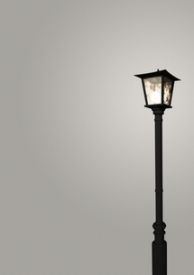 ガス灯の写真素材 [FYI00448473]