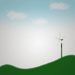 花の風車の写真素材 [FYI00448488]