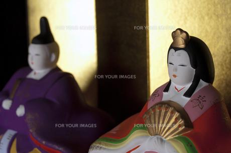 ひな祭りの写真素材 [FYI00448530]