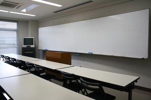 大学の講義室の写真素材 [FYI00448562]
