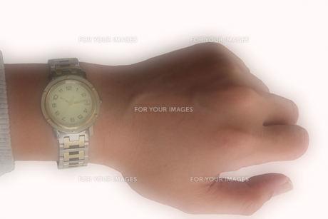 腕時計の写真素材 [FYI00448600]