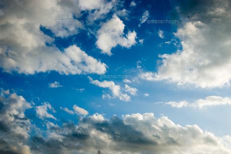 Blue skyの写真素材 [FYI00448829]