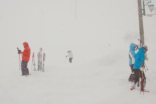スキー場の写真素材 [FYI00448843]