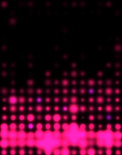 ピンクのライトの写真素材 [FYI00448937]