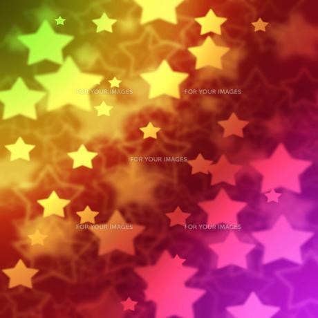 星型の背景の写真素材 [FYI00449000]